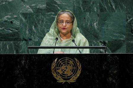 Bangladesh sentences nine to death for 1994 attack on PM Hasina