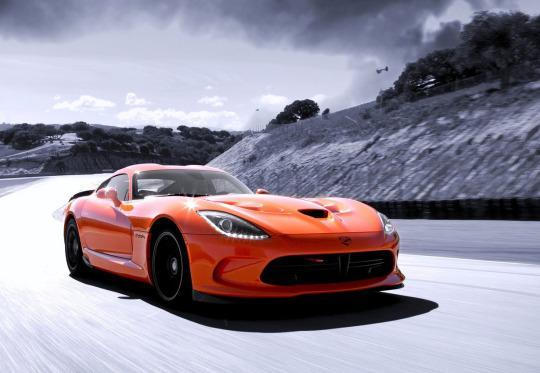The Most Popular Car Colors For Men And Women: Orange Is The New Black