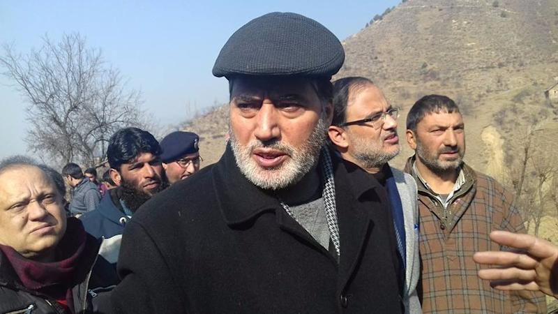 J&K: Militants Attack Minister Farooq Andrabi's Home, Cop Injured