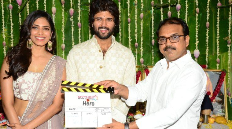 Hero shoot begins was launched today