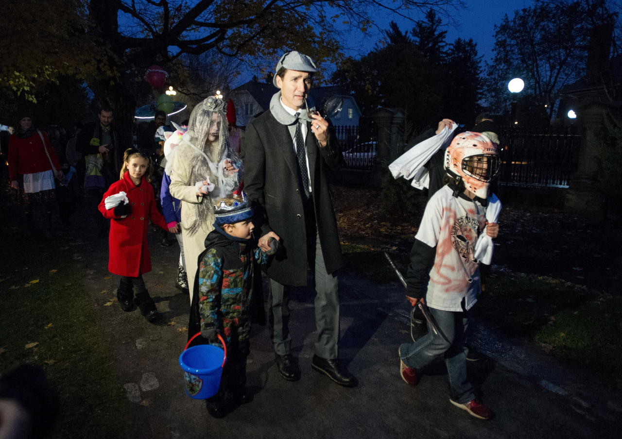 <p>Some Canadians took to Twitter to joke about the prop, due to marijuana being legalised in Canada two weeks ago. Photo: AAP </p>