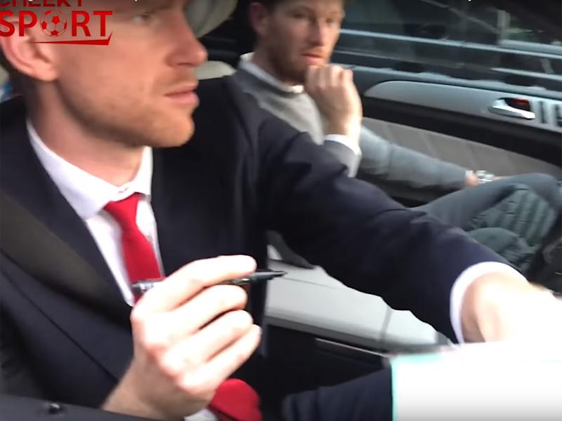 Per Mertesacker tricked into donating to 'missing persons fund' for Arsenal team-mate Mesut Özil