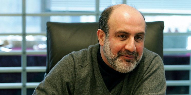 Nassim Taleb (Photo Credit: Reuters)