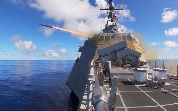 Congress slashes funding for the Navy's LCS sensors — again