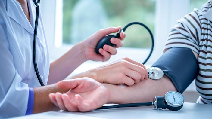 It's important to know your risk for high blood pressure and check your readings.