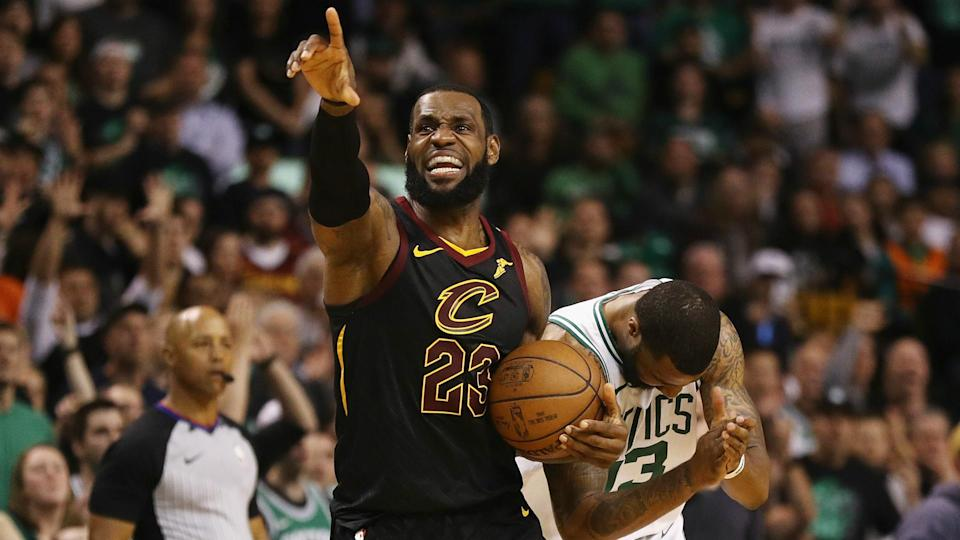 LeBron James joining the Lakers will reverberate throughout the NBA in ways we can't necessarily predict.