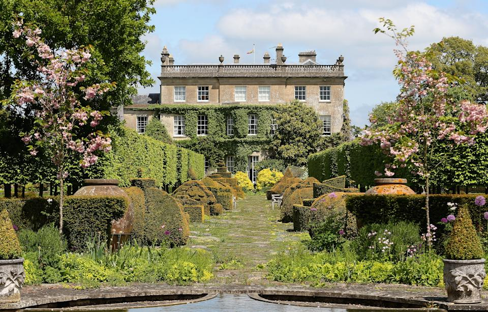 TETBURY, ENGLAND - JUNE 05:  A general view of the gardens at Highgrove House on June 5, 2013 in Tetbury, England.  (Photo by Chris Jackson - WPA Pool/Getty Images)