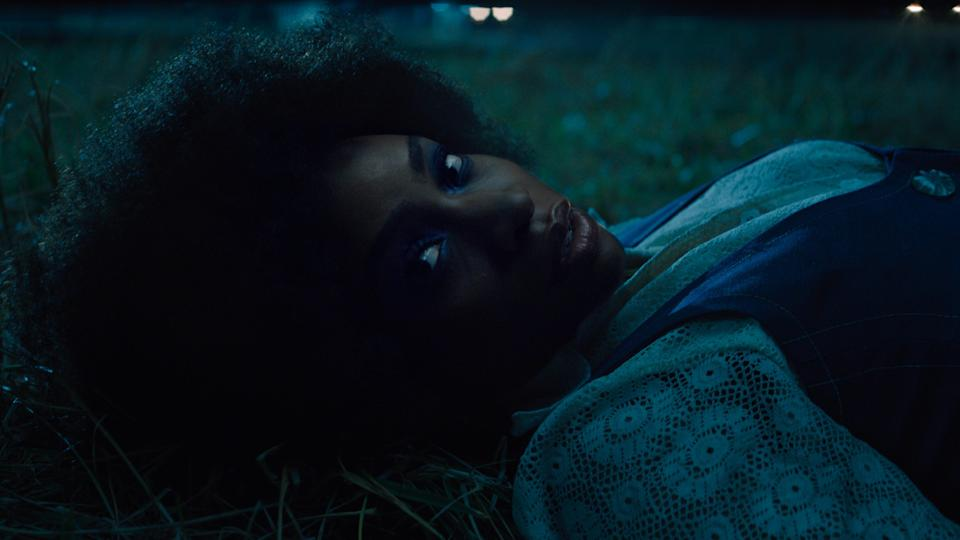 """Teyonah Parris as the mysterious """"Geraldine"""" in """"WandaVision."""""""