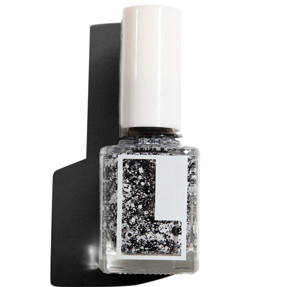 """<p>You can always find the light and the dark side in any situation. This is why wearing a nail polish that harnesses both energies is key to unlocking your personality visually. You'll even be able to find balance by glaring at your beautiful nails, which will keep your scales intact.</p> <p>To shop: $13, <a href=""""https://www.loudlacquer.com/products/suspish-1?gclid=EAIaIQobChMIx46bkpC68AIVrW5vBB1Yogt5EAQYFSABEgKV6vD_BwE"""" rel=""""sponsored noopener"""" target=""""_blank"""" data-ylk=""""slk:loudlaquer.com"""" class=""""link rapid-noclick-resp"""">loudlaquer.com</a></p>"""