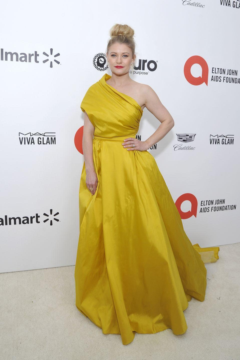 <p> During her stint on <em>Lost </em>she starred in the <em>Hills Have Eyes</em> remake, and then after she became a Disney princess, in a role as Belle on the ABC drama <em>Once Upon a Time</em>.</p>