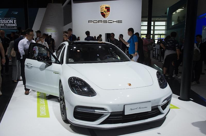 Porsche Drops Diesel Engines, to Focus on Hybrids and EVs