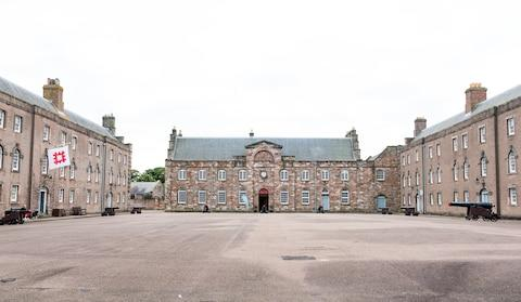 Berwick Barracks - Credit: STUART NICOL PHOTOGRAPHY/Stuart Nicol
