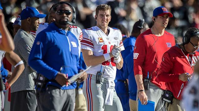 "<p>When former Giants head coach Ben McAdoo approached co-owner John Mara about a quarterback evaluation plan a few weeks back, Mara's main criticism of the idea was McAdoo's insistence on starting Eli Manning but benching him at the half.</p><p>If Mara had intervened, he said Monday, he would have asked McAdoo to make the cutoff less rigid. In Mara's optimistic mind, Manning would have played well enough to make it impossible to sit him. After all, the goal was to win games.</p><p>A more free-flowing approach may have saved the Giants from the outpouring of fan vitriol, but now leaves them where they ended up this week—<a href=""https://www.si.com/nfl/2017/12/04/eli-manning-geno-smith-giants-starting-quarterback"" rel=""nofollow noopener"" target=""_blank"" data-ylk=""slk:reportedly reversing the decision to bench Manning"" class=""link rapid-noclick-resp"">reportedly reversing the decision to bench Manning</a>. While Mara insisted that interim head coach Steve Spagnuolo would have control over who starts under center for the team's remaining four games, the cannon fire backlash on talk radio and social media over the past few days has all but ensured that fan security blanket Eli Manning will play out the string this season while rookie Davis Webb holds over into 2018 as a mystery for the team's incoming general manager.</p><p>I was against benching Manning initially, in part because it demonstrated a lack of situational awareness by McAdoo and invited unnecessary heat onto an organization that didn't realize how much equity it had lost to the fan base. But after the Band-Aid was pulled and the wound was displayed for all to see, smashing it back on with no adhesive seems like one of the worst, kowtowing decisions the franchise could make right now. Here's why:</p><p><strong>1. It puts the loudest, most hypocritical portion of your fan base in the driver's seat</strong></p><p>For those who live in the Tri-State area and choose to ride home from work with WFAN sports talk radio host Mike Francesa, you'll be familiar with the growing sentiment of fans who wanted to start Davis Webb about a month ago. The calls to see Webb were relentless, about one in every five Giants fans hoping to <em>see what they have,</em> insisting that Manning wasn't performing up to par. While their anger over Manning's benching came in large part because the Giants instead went to Geno Smith first, their ability to reposition Manning as some kind of untouchable savior has been almost politician-esque in the past few weeks. The backlash felt like people being upset about being upset, with Manning as their avenue to vent. This is not to imply that fans shouldn't have their say—it reminds me a lot of the <em>resting players </em>argument currently taking place in the NBA—but at what point do we draw the line? If we follow this logic, Derek Jeter would still be starting at shortstop because that's what makes us all feel comfortable.</p><p>There were rumors of fan protests and, as Fox Sports noted, a group of former players who were going to wear Eli Manning jerseys in protest. Really? The Giants are one of the few franchises that regularly spend money in free agency. They've won two Super Bowls in the last decade and, unlike some clubs they don't hang on to their head coach simply because they don't feel like paying two at once or paying <em>more </em>for a good one. In terms of former player support, I've personally seen them train former players for future careers and champion their charitable causes off the field. In the often-callous NFL, you can do worse. Far worse.</p><p><strong>2. Manning's streak has already ended</strong></p><p>Really, now, what is the point? Manning has already been through the ringer. The thorough awkwardness of watching him signal in plays and practice with the scout team is behind us. There is no chase for Brett Favre. I suppose keeping Manning on the bench would involve calling a few bluffs from fans with enough disposable income to fly a plane with a ""Fire [insert name here]"" banner over the stadium, but owning a team is hard. Make the hard decision and stick with it. For those haughty enough to suggest they wouldn't attend a game out of disdain for Mara, Geno Smith or some combination of the two, send your ticket information to the Giants or some charitable organization. There are plenty of kids close enough to MetLife Stadium who would love to see their first NFL game for Christmas.</p><p><strong>3. It puts any future roster evaluations at risk</strong></p><p>Imagine if the Giants hire a general manager who would love nothing more than to start Manning next year and have him groom a top three selection at quarterback—probably the scenario that makes this fan base happiest. Manning would have to be healthy to do so, and while his streak of consecutive starts has been remarkable, his good health was a ticking time bomb behind this injury-ravaged offensive line. Putting Manning on ice for the remainder of the season preserves him for whatever is next and allows him to get a jump on his offseason rehab schedule.</p><p>The Giants face the NFL's sack leader, DeMarcus Lawrence, this weekend followed by a matchup against Jim Schwartz's Eagle defense (sixth in sacks) and a matchup against Chandler Jones, the NFL's No. 2 in sacks behind Lawrence. We all get that Manning is a tremendous competitor and that part of the reason he's so beloved is because of his toughness. But what more does he need to prove to Giants fans—or anyone? This isn't about 2017 anymore. More than likely, the Giants' scouting staff will remain intact through the draft in order to ease the burden on the incoming general manager. This is another step to ensure that he or she has an accurate portrayal of the current roster. How much easier would the backup quarterback decision be with two Smith games on tape and three Webb games?</p><p><strong>4. Are games going to really be that much less competitive?</strong></p><p>Last Sunday against the Raiders, Geno Smith was 21-of-34 for 212 yards, one touchdown and no interceptions (89.3 QBR). Manning's season average? Twenty-two-of-36 for 219 yards, one touchdown and one interception (84.1 QBR). At least in a one-game window, Smith made you just as competitive and did not force Manning onto the field behind a substandard offensive line. </p><p>The Giants never scored more than 30 points in the McAdoo era. Not once. They've scored 15 or fewer points five times already this season. </p><p>The risk, of course, is that Smith breaks down and chucks five interceptions in a game a la Nate Peterman. If that's the case, activate Davis Webb. Force Webb to prepare this week as the backup and start pressuring him like he'll inevitably be pressured as an NFL quarterback in the future. See how he responds. The team is 2–10, after all.</p>"