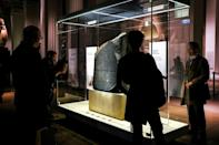 The Rosetta Stone, discovered by French troops and housed today at the British Museum, unlocked the study of ancient Egypt