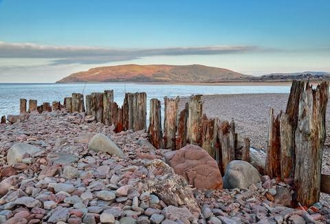 Tiny Porlock Weir is a haven for seafood lovers - Credit: istock