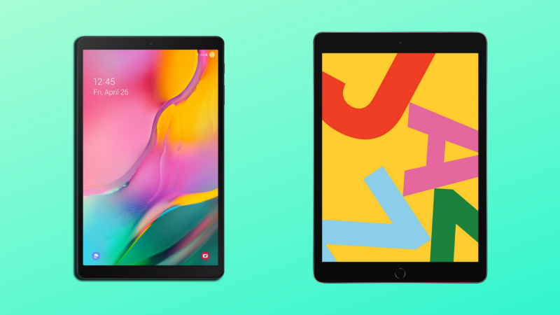The best Apple and Android tablets are on sale for Black Friday! (Photo: Amazon/Walmart/Yahoo Lifestyle)