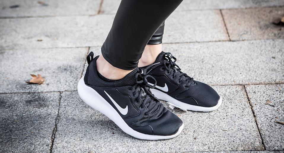 Nike has launched a huge sale on select menswear and womenswear items. (Getty Images)