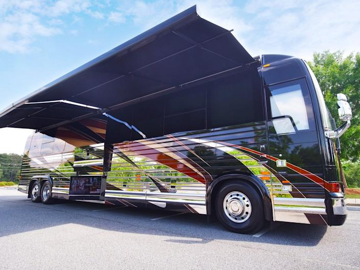Goss RV motorcoach