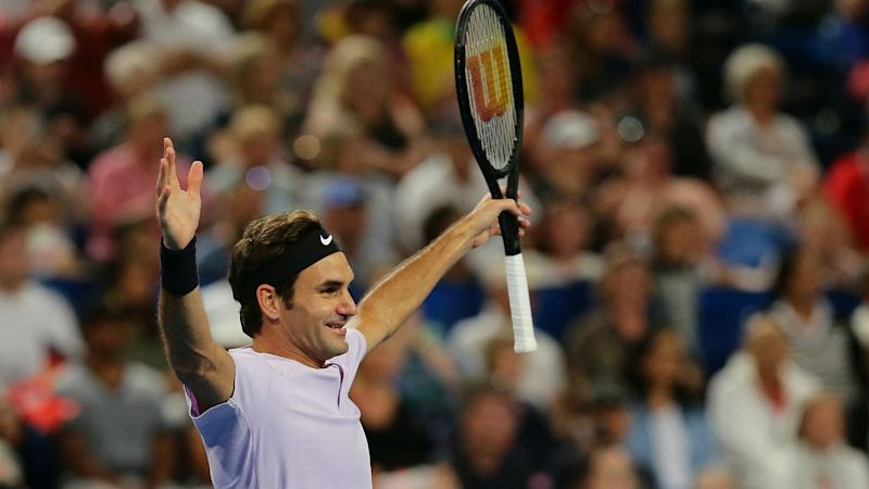 No extra Australian Open pressure for Federer