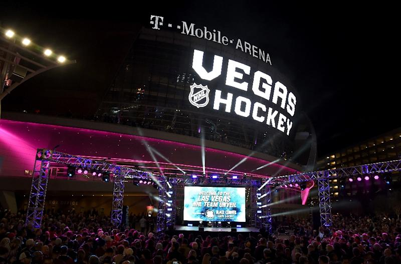 Desert ice: NHL awards, expansion draft colliding in Vegas