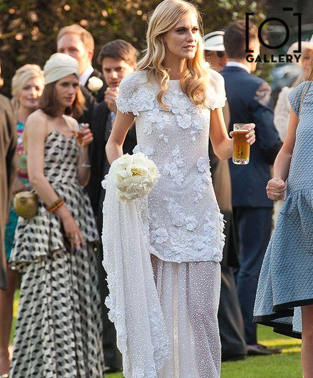 GALLERY: Celebrity Wedding Dresses of the Year.