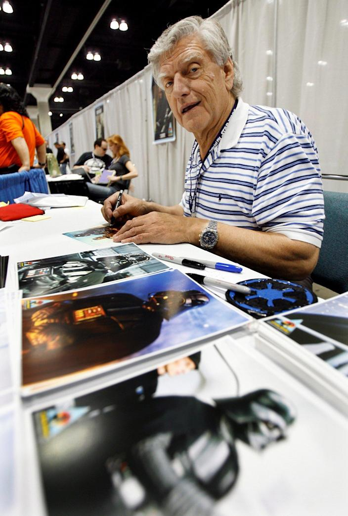 Image: David Prowse (Mario Anzuoni / Reuters)