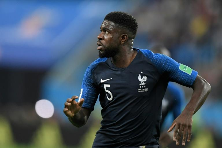 France defender Samuel Umtiti scored the match-winner against Belgium in their World Cup semi-final