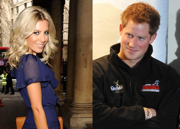 Did mollie king dating prince harry