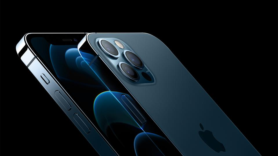 Apple announced the iPhone 12 Pro. (PHOTO: Apple)