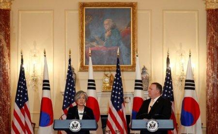 USA offers to help N. Korea's economy if it 'quickly' denuclearizes