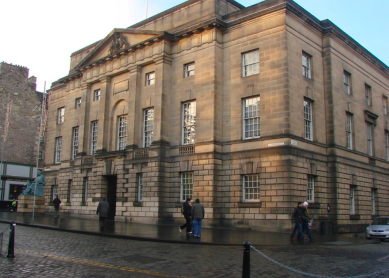 Watson was sentenced to six years and four months at the High Court in Edinburgh (Wikipedia)