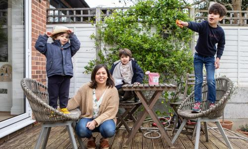 English, Muslim, Pakistani ... how I tell my kids about their identities