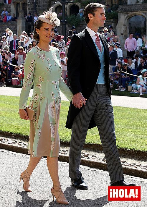 Pippa Middleton y James Matthew