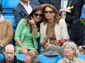 <p>After unconfirmed reports first circulated in December that Pippa Middleton was pregnant with her second child, these reports have now been confirmed by a member of the family. </p><p>Discussing her hopes for 2021, Carole Middleton - mother to Pippa, and of course Kate the Duchess of Cambridge and son James - said: 'I hope to see more of my family than I could last year, including of course, my new grandchild,' in an interview with Good Housekeeping.</p><p>Carole is currently grandmother to Kate and Prince William's three children George, Charlotte and Louis and Pippa's son with husband James Matthews, Arthur.<br></p>