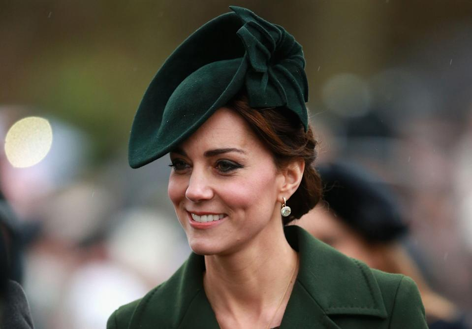 """<p>Kate Middleton is <a href=""""https://www.townandcountrymag.com/style/fashion-trends/news/g1633/kate-middleton-fashion/"""" rel=""""nofollow noopener"""" target=""""_blank"""" data-ylk=""""slk:famously stylish"""" class=""""link rapid-noclick-resp"""">famously stylish</a>, with everything from her flawlessly <a href=""""https://www.townandcountrymag.com/style/beauty-products/news/a3787/kate-middleton-beauty-secrets/"""" rel=""""nofollow noopener"""" target=""""_blank"""" data-ylk=""""slk:shiny strands"""" class=""""link rapid-noclick-resp"""">shiny strands</a> to her endlessly <a href=""""https://www.townandcountrymag.com/style/fashion-trends/g15925659/kate-middleton-favorite-shoes/"""" rel=""""nofollow noopener"""" target=""""_blank"""" data-ylk=""""slk:chic soles"""" class=""""link rapid-noclick-resp"""">chic soles</a> inspiring fans to covet and emulate her looks. As a royal, it's only natural that she's often dressed in big names, but there are certain brands (both high-end and high-street) that she returns to again and again, making it even easier for those who want to add a touch of royal style to their own wardrobe. Here, the designers that the Duchess of Cambridge has stocked her closet with. </p>"""
