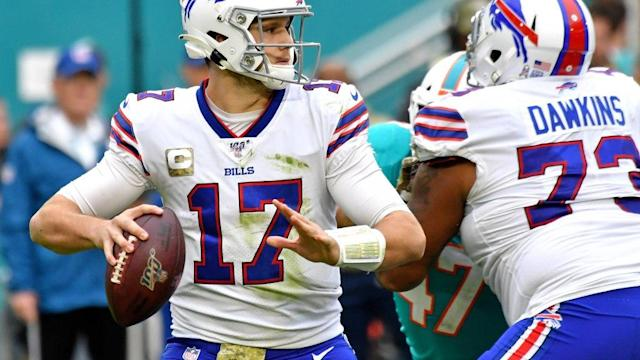 Stock up, stock down following Bills' win over Dolphins