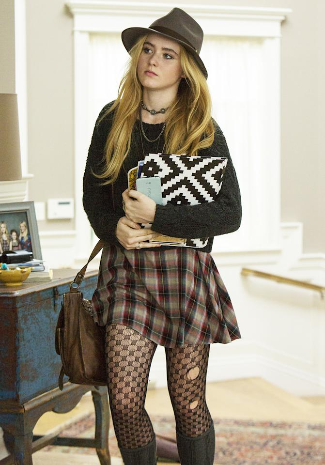 <p>Kathryn Newton (Credit: HBO) </p>