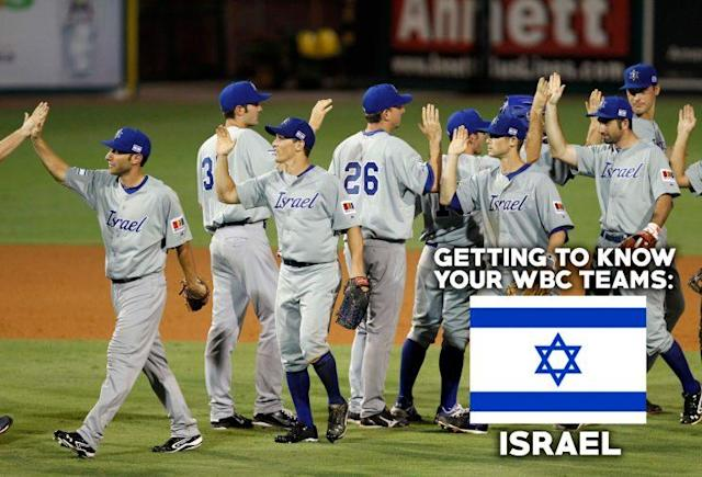 Team Israel is ready to make its mark in the WBC.