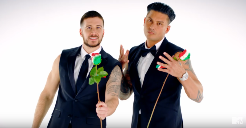 bbbf5e01547de DJ Pauly D   Vinny Guadagnino Had to Be  apos Delicate apos  About Hookups  on