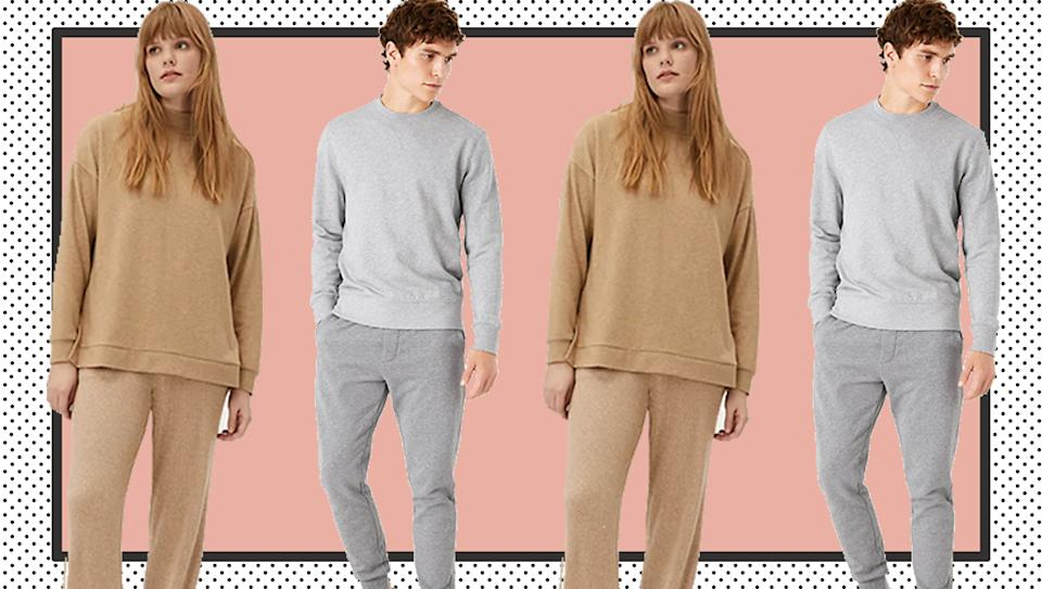 In need of some new loungewear? M&S has you sorted. (Marks & Spencer)