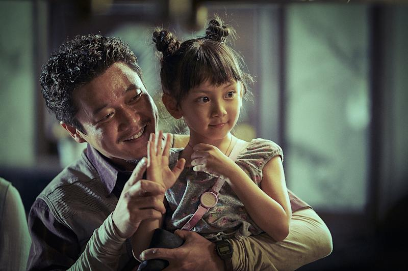 Xiao Yang (left) plays Li Weijie in crime thriller Sheep Without A Shepherd. (PHOTO: mm2 Entertainment)