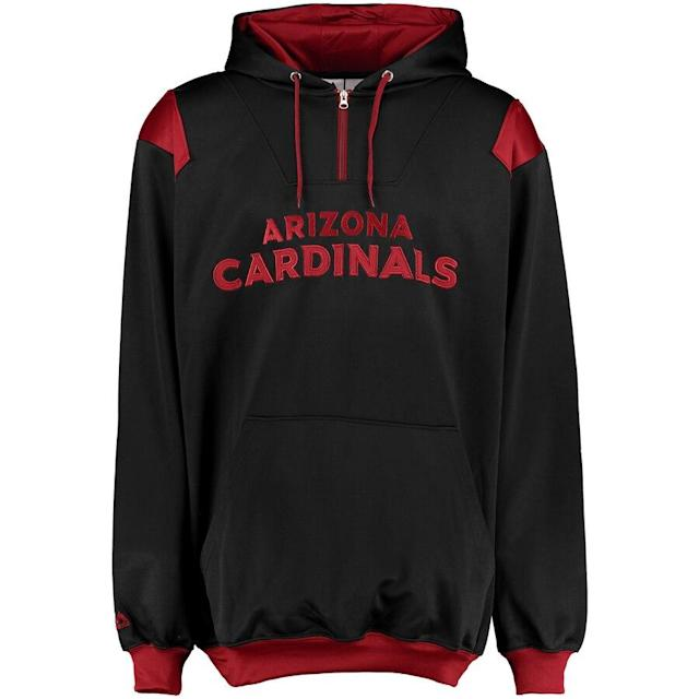 Cardinals big and tall hoodie