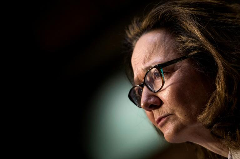 Gina Haspel est auditionnée le 9 mai 2018 à Washington par la commission du renseignement du Sénat