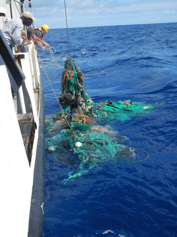 Great Pacific Garbage Patch- 2018