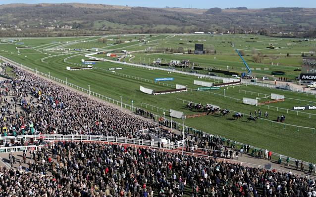 <span>St Patrick's Day brings with it seven more big races at Cheltenham</span> <span>Credit: PA </span>