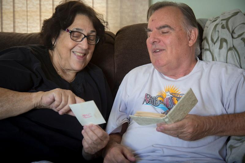 Anne and Alan Scherer stillattend movies and baseball games, as well as eventscreated for people with dementia and their caregivers.