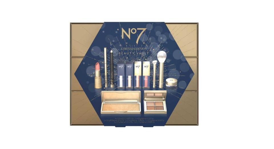 No7 Limited Edition Beauty Vault