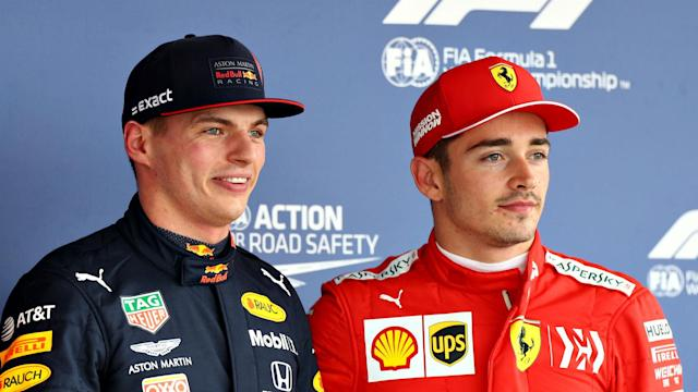 Charles Leclerc and Max Verstappen are both regarded as future Formula One world champions, but who will achieve the feat first?