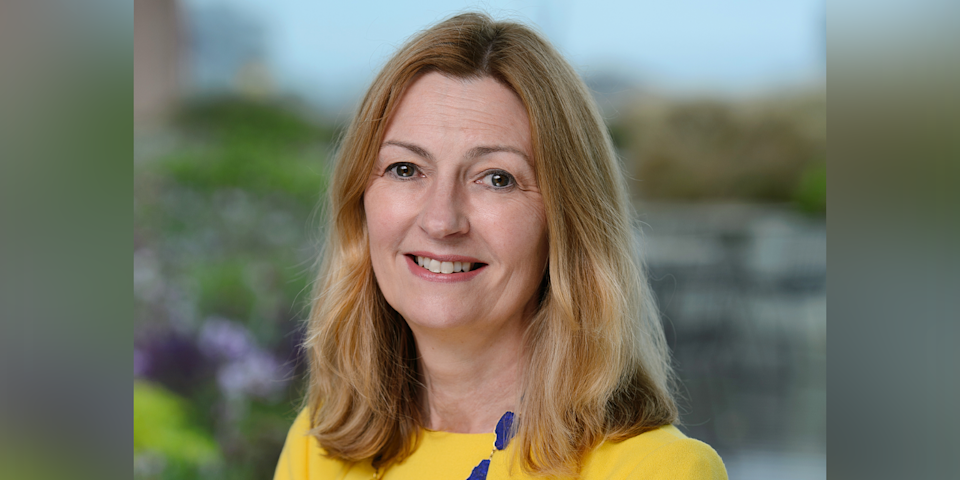 11) Anne Richards, chief executive officer, Fidelity International