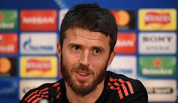 Premier League: Manchester United: Michael Carrick bestätigt Karrierende